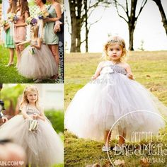 Find More Flower Girl Dresses Information about Grey Tulle Ball Gown Flower Girl Dresses prom Gowns Halter Ankle Length Lovely Kids Dress for formal Pageant Communion Dress,High Quality kid game,China kids graduation dresses Suppliers, Cheap kids pink dress from Suzhou SAO tome clothing co., LTD4 on Aliexpress.com