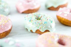 Ici vous trouverez la recette de donuts comme à New-York. Avec un pas à pas en…