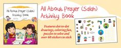 * STICKERS! Dot-to-dot, puzzles, colo... STICKERS! * Prayer Activity Book.