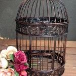 New vintage bird cage tattoo card holders 21 ideas Bird Tattoo Ribs, Swallow Bird Tattoos, Bird Tattoo Meaning, Bird Tattoo Back, Vintage Birds, Vintage Flowers, Cage Tattoos, Tatoos, Antique Bird Cages