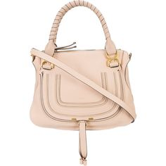 392bfe0da3669 Chloé Marcie tote bag (€2.320) ❤ liked on Polyvore featuring bags, handbags