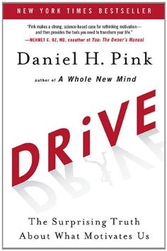 Drive: The Surprising Truth About What Motivates Us/Daniel H. Pink