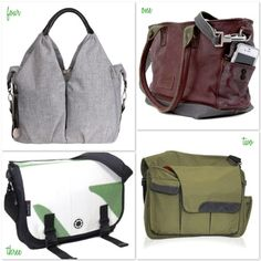 eco-friendly diaper bags