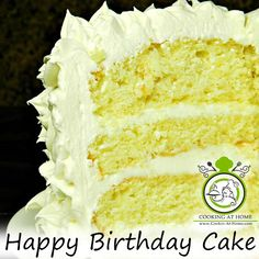 Ingredients   1 cup butter  2 cups white sugar  1 teaspoon vanilla extract  4 eggs  3 teaspoons baking powder  3 cups all-purpose flour ...
