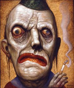 Surrealism and Visionary art: Chris Mars