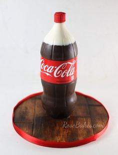 Bottle of Coca-Cola
