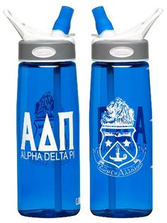 Would be a great thank you gift for chapter athletes who participate in Greek Week events or intramural games. (And good PR during the games!)