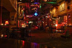 Best bar in Budapest Szimpla Kert, Budapest  the city's oldest ruins bar