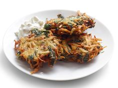 Favorite Hanukkah Recipe Ideas Celebrate the Festival of Lights with Food Network's best recipes for latkes, brisket, rugelach a Cooking Network, Food Network Recipes, Cooking Recipes, Vegetarian Recipes, Cooking Corn, Greek Cooking, Cooking Turkey, Veggie Recipes, Jewish Recipes