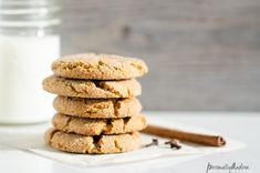 Classic Ginger Molasses Cookies