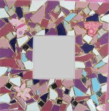Afbeeldingsresultaat voor mozaiek spiegel maken