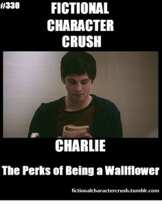 #330 - Charlie from The Perks of Being a Wallflower 10/04/2013