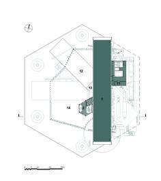Centre Pompidou-Metz,Planta