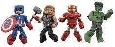 Marvel's The Avengers Minimates