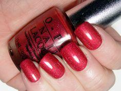 . Opi Red Nail Polish, Red Nails, Nail Colors, Deep, Red Toenails, Red Nail, Nail Colour