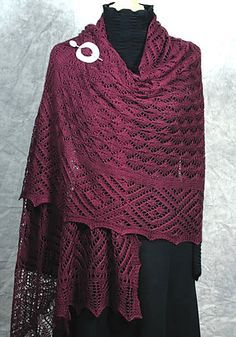 I want to knit this!