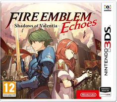 Fire Emblem Echoes: Shadow of Valentia by Nintendo 3DS