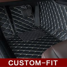 Custom fit car floor mats for Nissan altima Rouge X-trail Murano Sylphy versa  Tiida 3D car-styling carpet floor liner