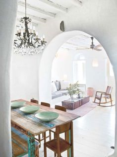 1000 Images About Dining Rooms On Pinterest House Tours Elle Decor And Dining Rooms: elle home decor pinterest