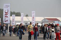 Buntes Caravan-Markttreiben bei LMC in Sassenberg #LMC #60JahreLMC # Jubiläumsfeier