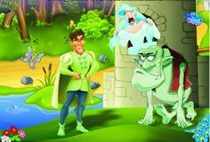 """Príncipes, hadas, ogros, duendes y princesas todos muy loquitos están en el Pittamiglio y en Costa Urbana.  El grupo Aventura estrenó dos propuestas para estas vacaciones, una en su espacio tradicional del Castillo Pittamiglio, """"El ogro y la encantada"""" y """"Cuentos de genios, espadas y princesas"""", que estará en las salas de Life Costa Urbana."""