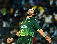 Shahid Afridi, The Cricket Icon of Pakistan | TheSportsNext.com