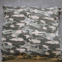 Luxury Camouflage Fleece Dog Bed/Pillow 85x83cm – Leeds – West Yorkshire – Pet Supplies | Online Car Boot Sale UK