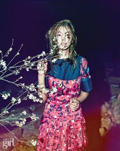 2014.05, Vogue Girl, Lee Ho Jung