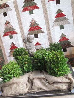Tree Lot by Hollyhill Quilt Shoppe
