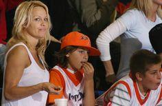 Pamela Anderson and Brandon