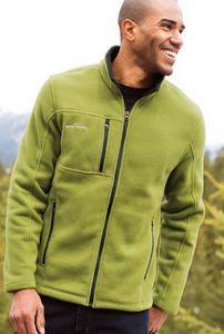 Eddie Bauer� Full-Zip Fleece Jacket