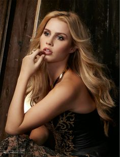 Claire Holt for Glamaholic Magazine, Spring 2014