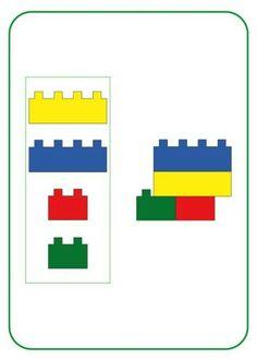 Duplo: Legkaart Learning Games For Toddlers, Toddler Learning, Preschool Literacy, Kindergarten Math, Montessori Activities, Preschool Activities, Lego Therapy, Lego Kits, Lego Club