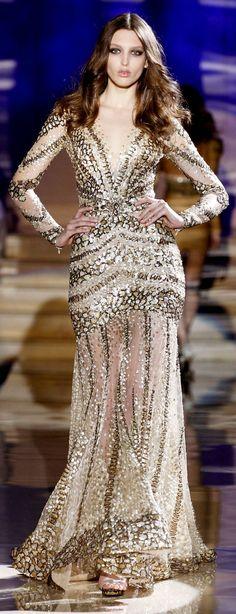 GOLD & PRINTED DRESSES