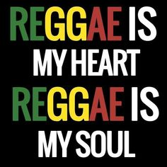 Reggae represents the country, many famous reggae artists are from Jamaica. Around the whole island, you can hear reggae music, especially during the nights. Frases Reggae, Reggae Quotes, Reggae Rasta, Rasta Art, Rasta Music, Music Love, Music Is Life, Good Music, Reggae Artists