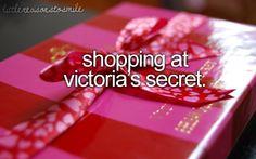 Victoria's Secret and Pink ♥ :)