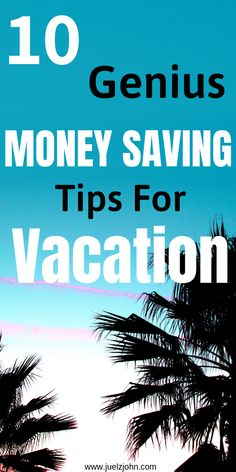 10 Genius money saving tips for vacation. Smart ways to save money for your next family vacation. Enjoy a stress and debt free vacation. Save Money On Groceries, Ways To Save Money, Money Tips, Money Saving Tips, Budgeting Worksheets, Budgeting Tips, Frugal Living Tips, Frugal Tips, Living Below Your Means