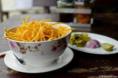 Thai Food(kao soi pork noodle soup) Thailand, 2016, ESLVentures.com
