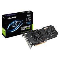 Gigabyte GeForce GTX 960 4GB Overclocked Graphics Card GDDR5 PCI-E Dual-Link DVI-I/DVI-D/HDMI/DisplayPort