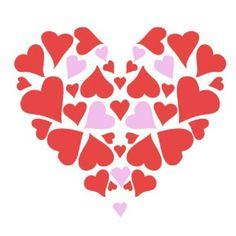 Hearts heart graphic