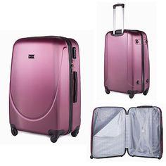 Walizka podróżna na kółkach średnia ryanair SOLIER Suitcase, Suitcases