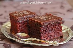 Eve and Apple Sweet Desserts, Cake Cookies, Banana Bread, Clean Eating, Deserts, Food And Drink, Cooking Recipes, Tasty, Sweets