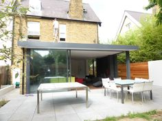 Ground floor wrap around extension in East Molesey completed 2014