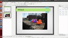 Manual de Usuario LibreOffice - IMPRESS
