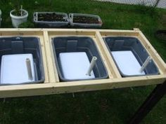 Self-Watering Veggie Table: 15 Steps (with Pictures)