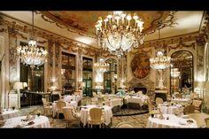 Le Meurice en París, Francia