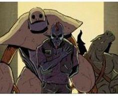 """Fumetti, arriva """"commando"""" una web-serie fantasy che parla un po' romano"""