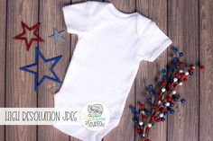 July Baby Suit Mockup 1| 4th of July Newborn Clothes Mockup Line Design, Your Design, Independence Day Photos, July Baby, Baby Suit, Pattern And Decoration, Newborn Outfits, School Design, Design Bundles