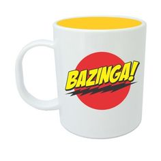 Caneca Bazinga - Eme Criações