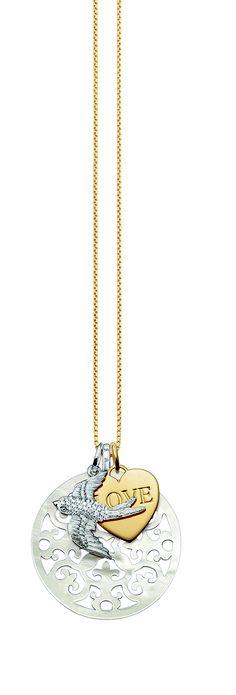 Diy Jewellery, Jewelry Rings, Jewelery, Jewelry Making, Gold Necklace, Pendant Necklace, Thomas Sabo, Dress Code, Girls Best Friend